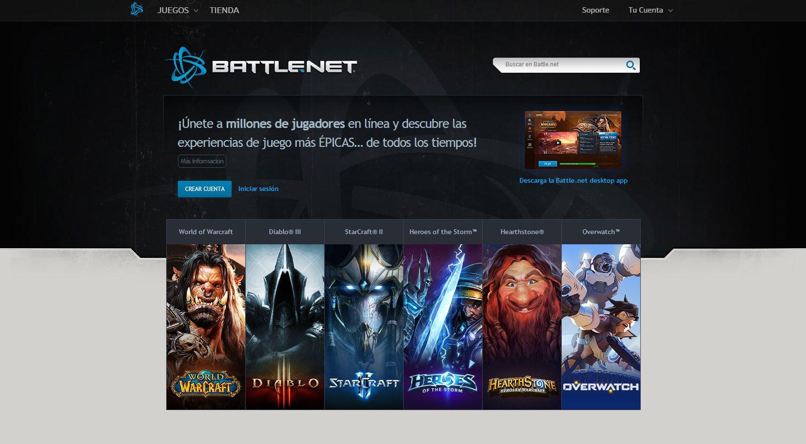 battle net descargar