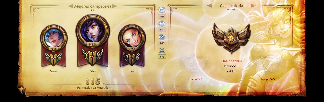 Ligas Y Divisiones En League Of Legends Gamercity Magazine