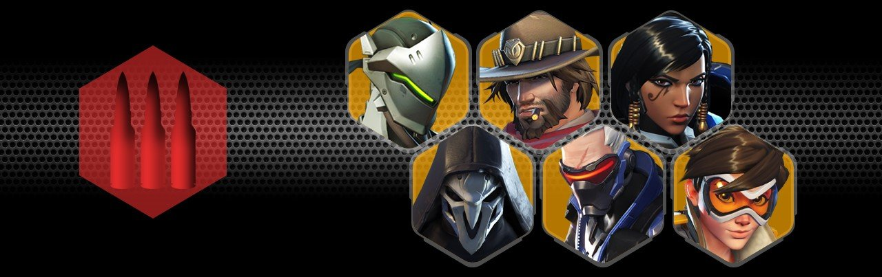 heroes de overwatch ataque