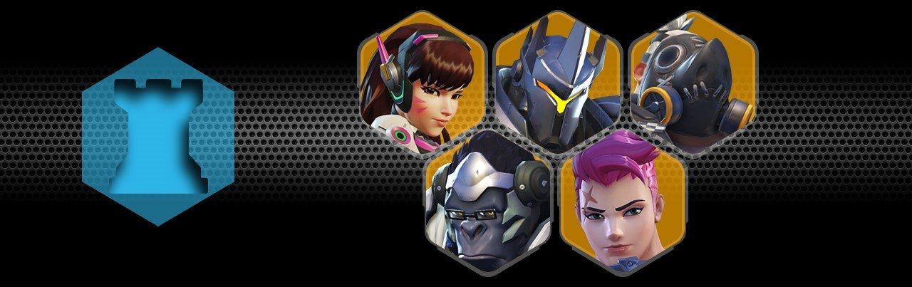 heroes de overwatch tanque