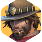 heroes de overwatch mccree