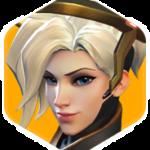 heroes de overwatch mercy