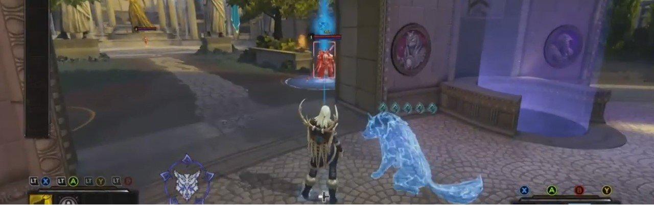 skadi la diosa del invierno habilidad 1 kaldr el lobo dele invierno