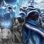 Skadi la Diosa del Invierno