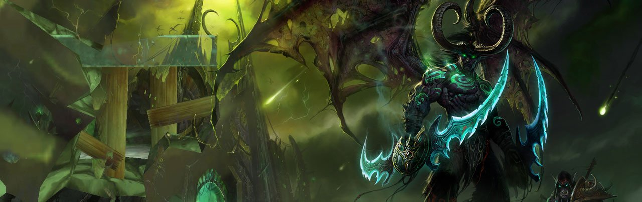 cazadores de demonios historia illidan stormrage templo oscuro