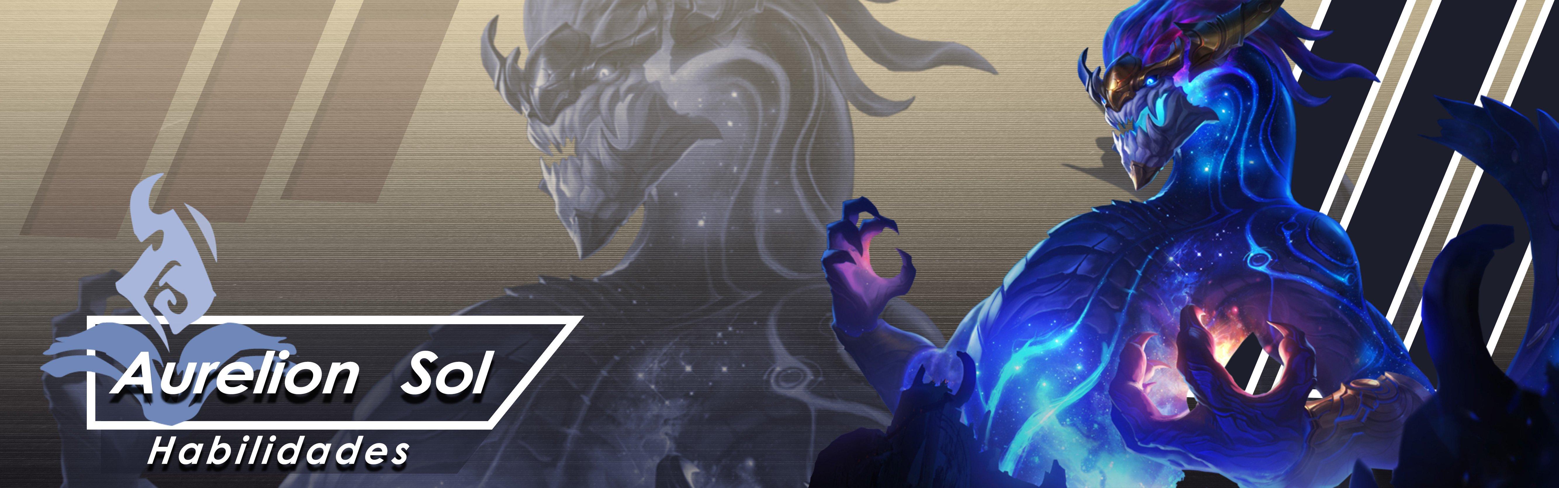 Guía De Campeón Aurelion Sol Gamercitymagazine