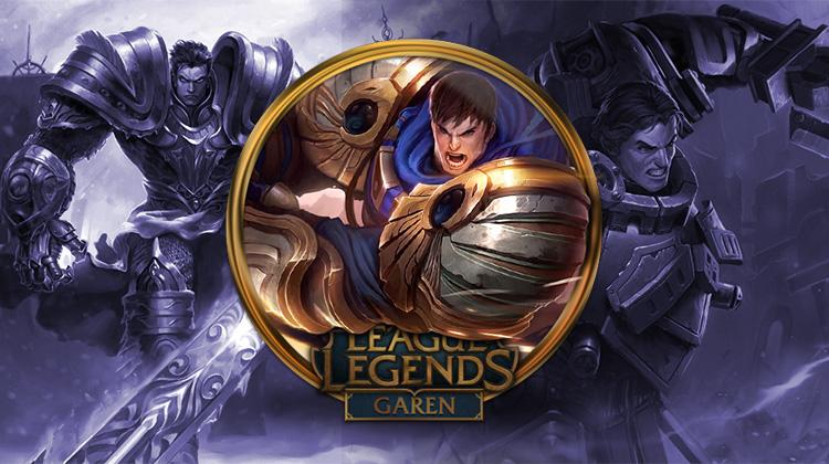 Guía de campeón Garen