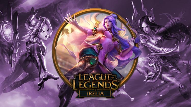 Guía de campeón Irelia