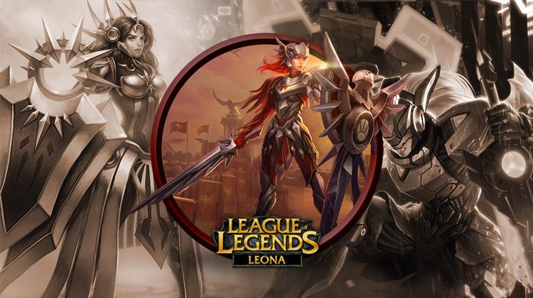 Guía de campeón Leona