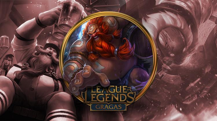 Guía de campeón Gragas