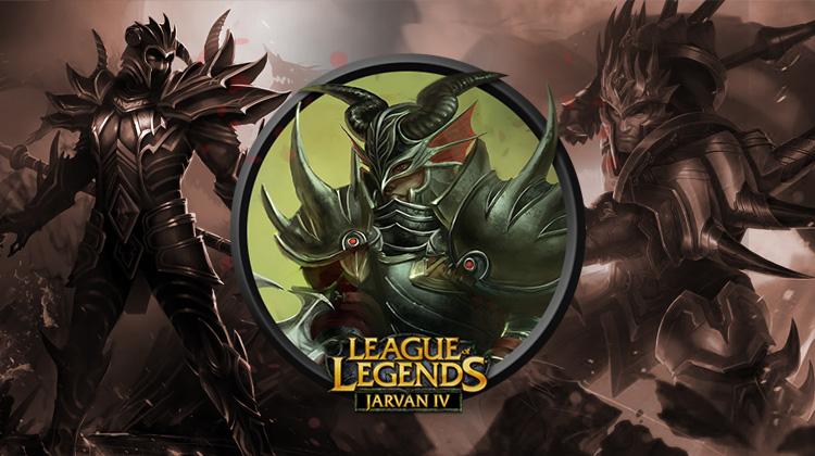 Guía de campeón Jarvan IV