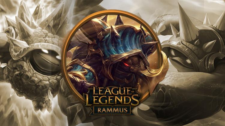 Guía de campeón Rammus